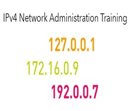 IPv4 Network Administrator Training