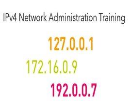 IPv4 Network Administrator Training