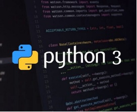 Python 3 Basics to Intermediate